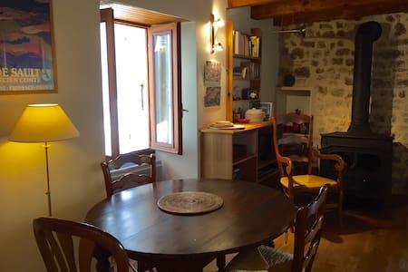 Maison de village en Provence - Sault - Maison