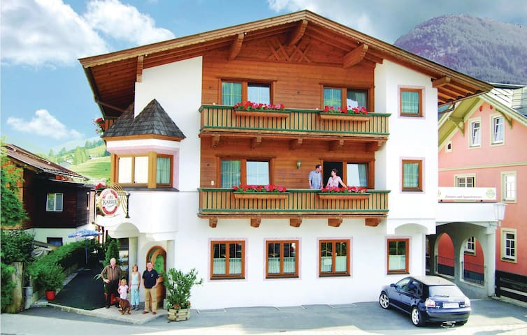 Holiday apartment with 2 bedrooms on 35m² in Kirchberg