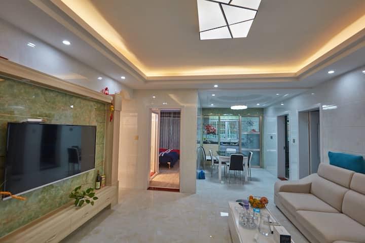 霞浦北歧滩涂摄影公寓大两居