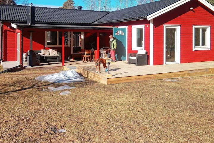 6 person holiday home in BÅLSTAD