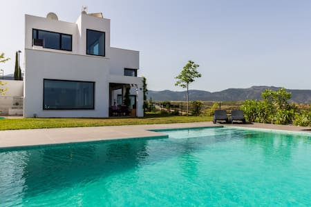 Seclude luxurious house - La Zubia
