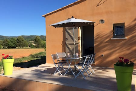Cosy accommodation in Provence Luberon Bonnieux