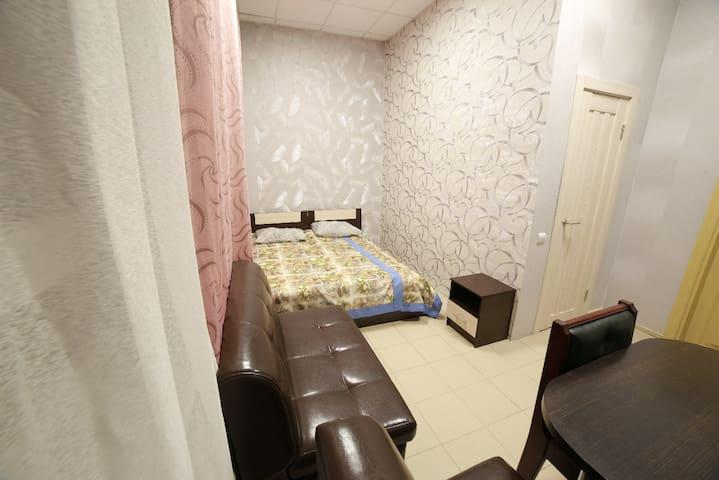 Двухместный номер с одной кроватью, 7