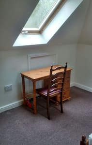 Double room near York University - Fulford - Casa