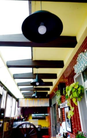 一樓早餐區