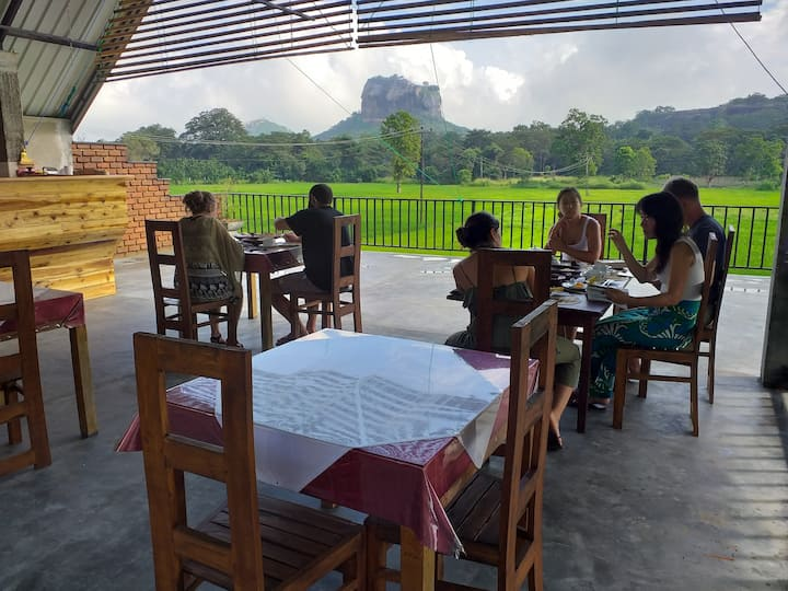 Kashyapa kingdom view home 5 bed rooms for 15 pax.