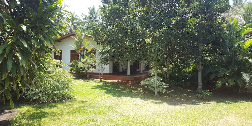 "Vermiete 90m"" Haus im Sri Lanka Beruwela Moragalla - Aluthgama - House"