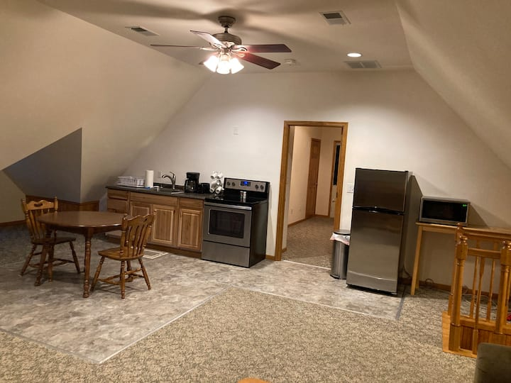 Caledonia on the Bluff: 3rd Floor Apartment