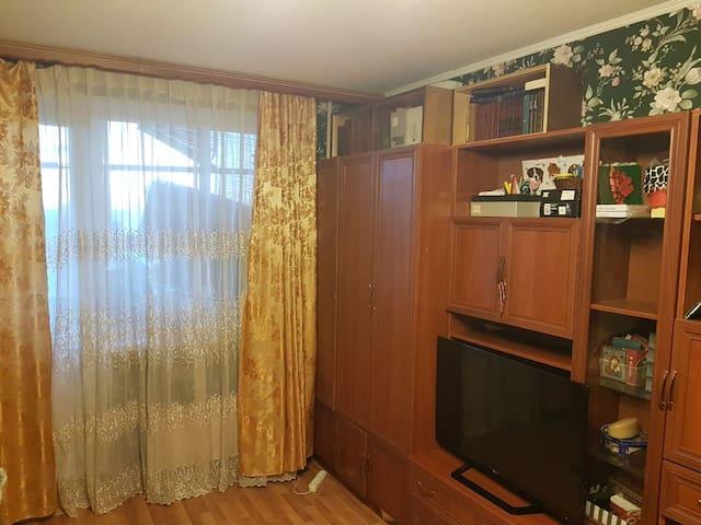 Apartments 8 minutes to Spartak stadium