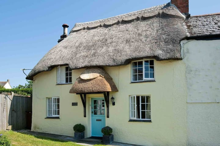Little Thatch - Tregony - House