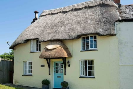 Little Thatch - Tregony - Casa