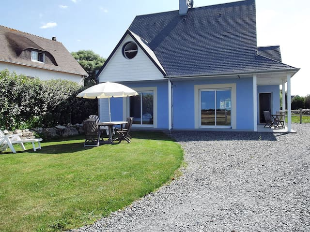 Holiday home in Blainville sur Mer - Blainville-sur-Mer