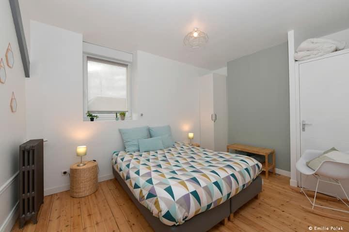 Appartement de charme, 2 chambres