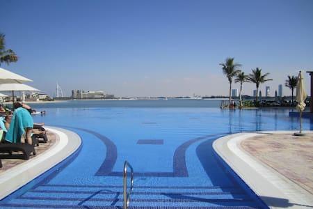 Sea View I 1BR I Tiara Residence Palm Jumeirah - Dubai - Daire