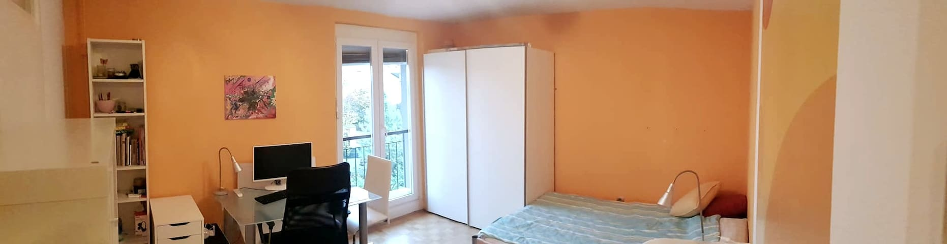 ☆Charming studio close to center and green parks☆