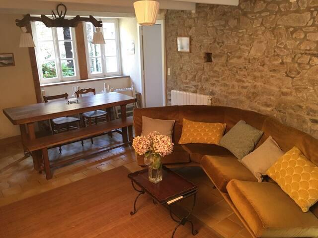 Jolie maison de vacances dans la Hague