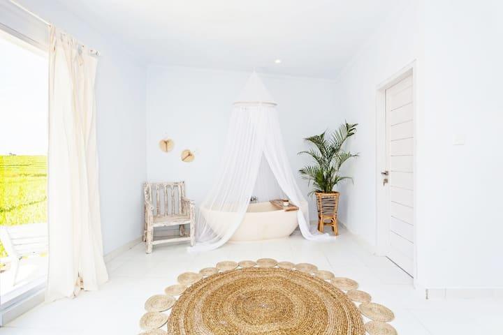 The Suite Room at Villa Hart Bali