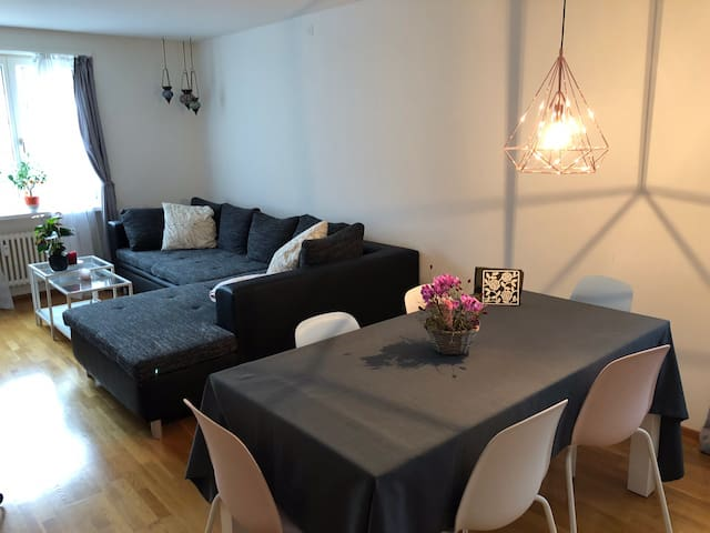 Comfortable apartment in the heart of Chur