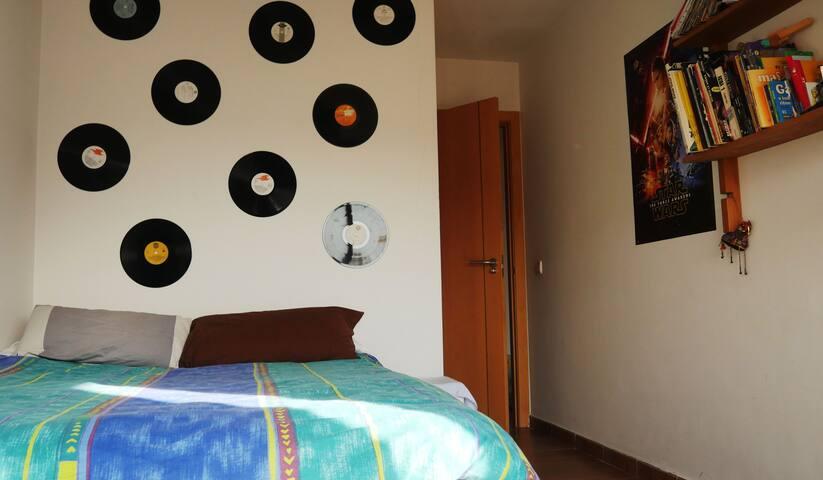 Habitación bonita 2(piscina verano) - Madrid - Pis