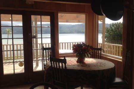 Heartwood Cottage by the Sea - Harwood - Haus