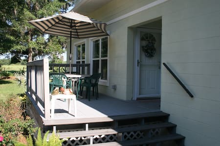 Beautiful In-Law Suite on 5 Acres - Gainesville