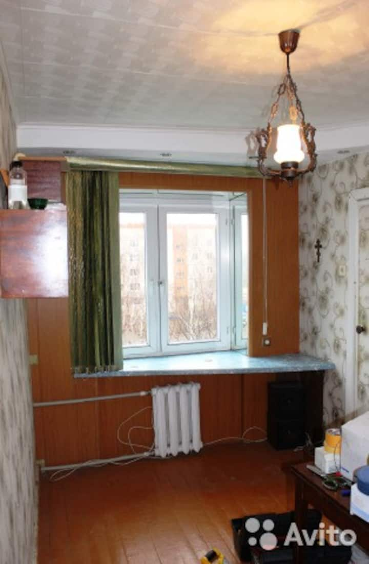 The apartment on the World Cup in Nizhny Novgorode