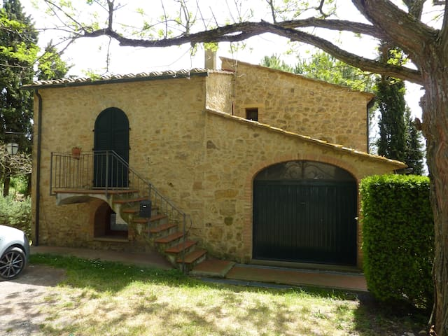 Villa Ersilia-Beautiful Tuscany - Volterra - Casa de camp