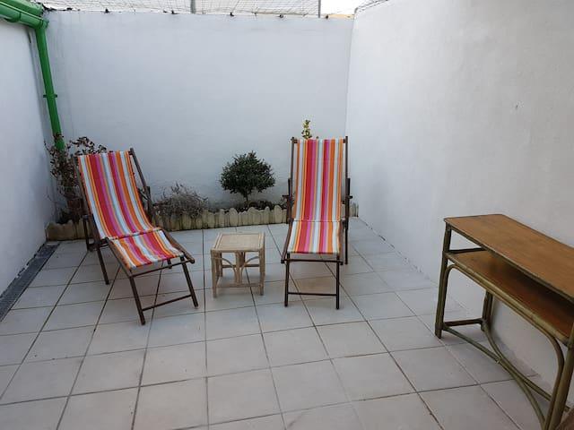 Maisonnette au calme à 900 m de la plage - Berck - Rumah