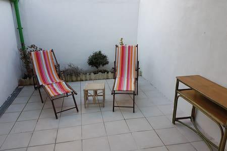 Maisonnette au calme à 900 m de la plage - Berck - Haus