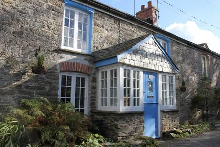 Beautiful Magical Cottage Tregoodwell Sleeps 6-8