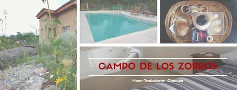 Campo de los Zorros- Nono