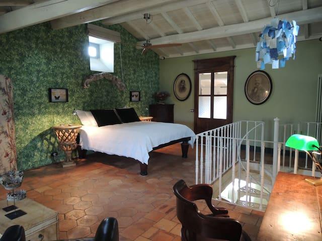La Maestà Charming House - Bagnoregio - Casa