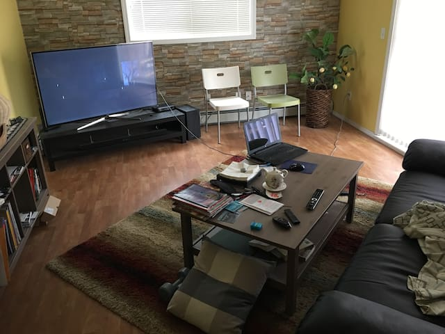 Cozy Apartment - Calgary - Apartamento