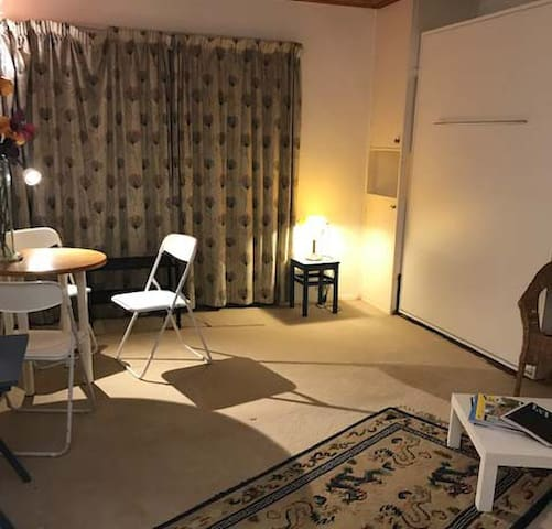 Quiet and comfortable studio near tube station