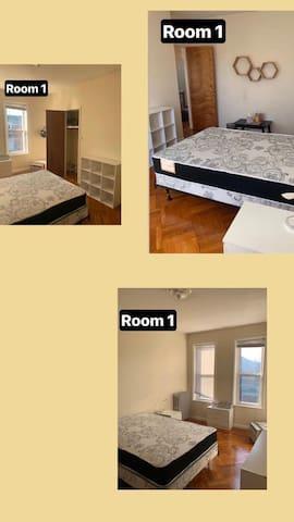Room available in Astoria/Habitación disponible