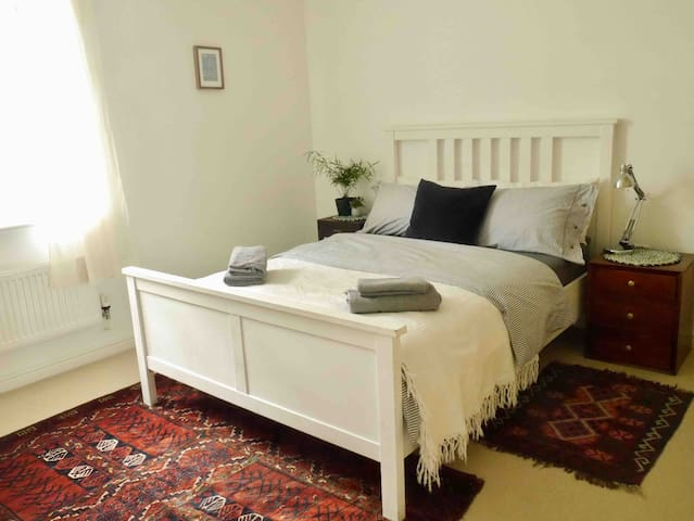 Hay-on-Wye, Double Room with Ensuite Bathroom