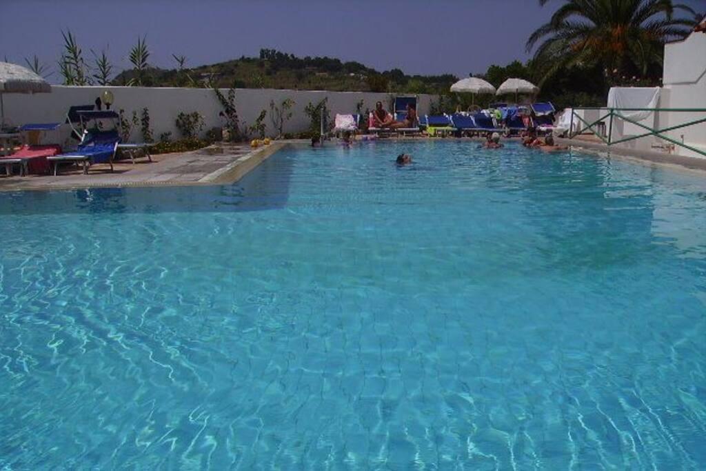 Thermal pool - piscina termale