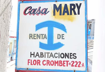 Rent Rooms Mary - Baracoa - Ház