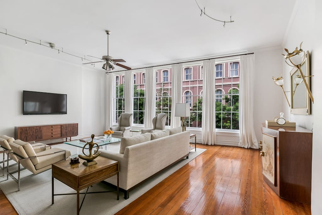 Luxury 4 Bedroom 4 Bath Downtown Apartments For Rent In New Orleans Louisiana United States