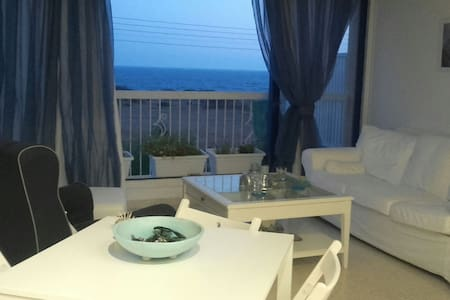 Amazing sea-views, 1 bedroom flat, 300m from beach - Zygi, 7739 Larnaca - Lakás