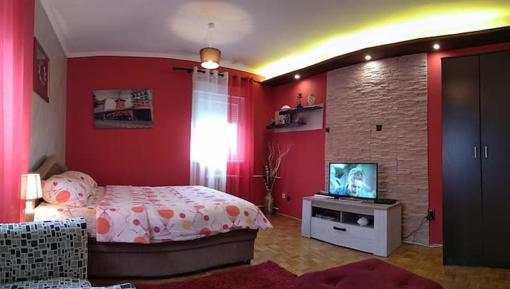 Sava Apartment New Belgrade