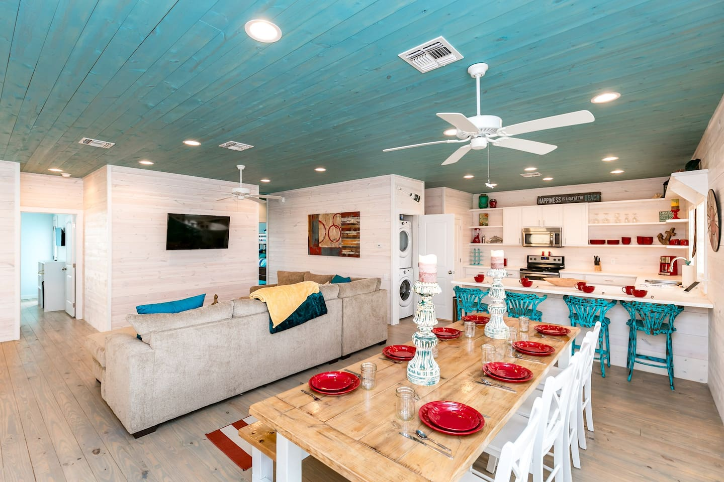 Welcome to Port Aransas! This home is professionally managed by TurnKey Vacation Rentals.