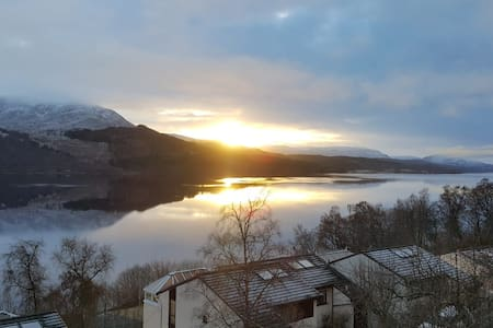 Loch Rannoch Highland Lodges Apartment 13