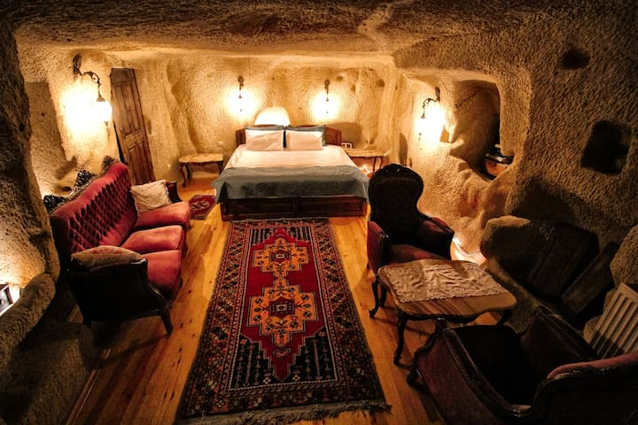 patisca cave house in cappadocia