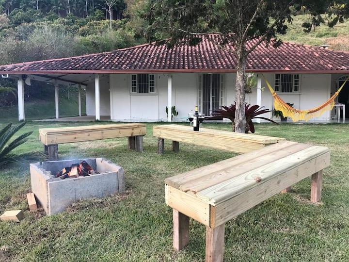 Sitio Bassani - Reúna a família