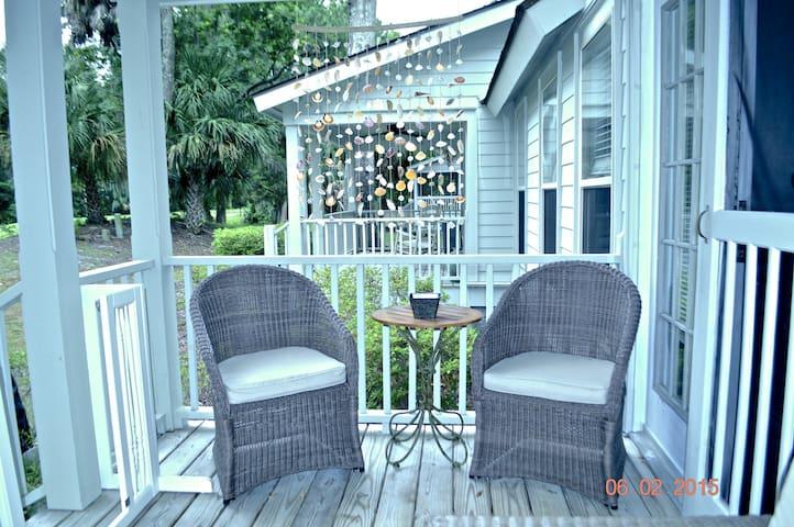 Beautiful Cottage - Hilton Head Island - Apto. en complejo residencial