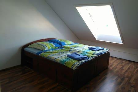 Frankfurt -  room near FFM Airport - Kelsterbach - House