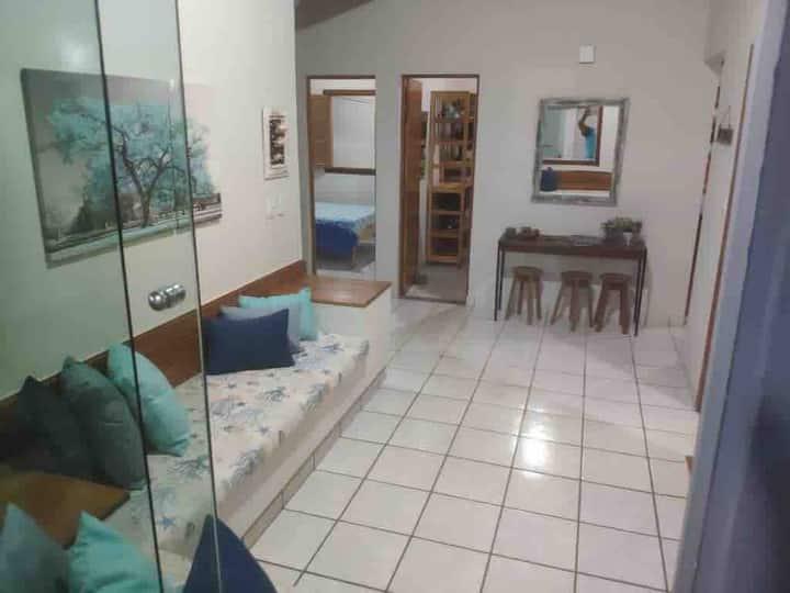 Casa Nova 3 Qt  Ar Wi-Fi  TV SKY