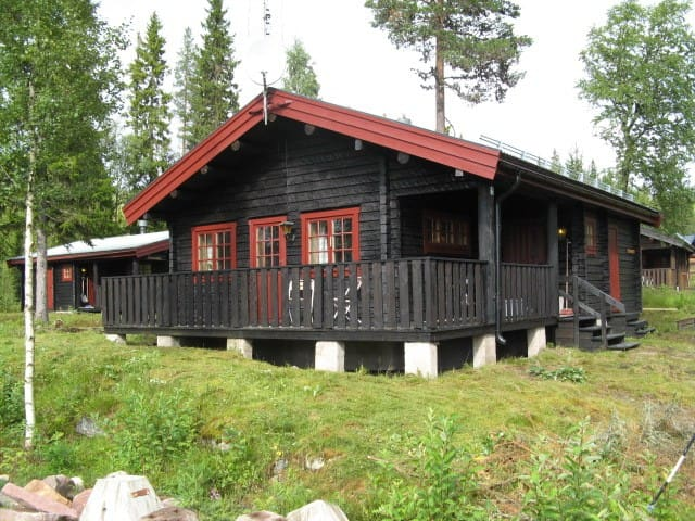 Stuga i Hundfjället , Sälen    (9)