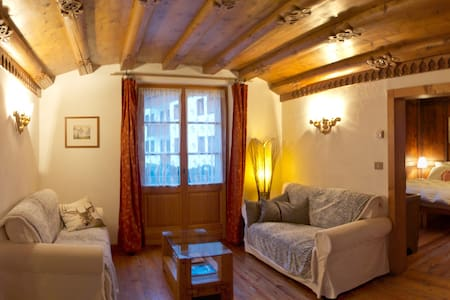 Warm and cozy home it smells of wood - Cortina d'Ampezzo
